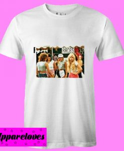 1980s Fashion For Teenager Girls T Shirt