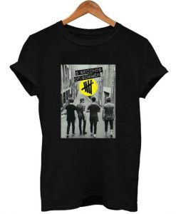 5 seconds of summer last boys T Shirt Size S,M,L,XL,2XL,3XL