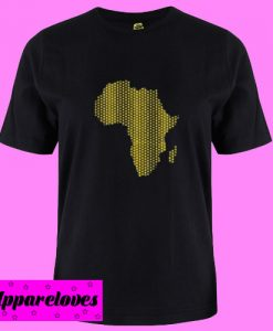 African Continent T Shirt