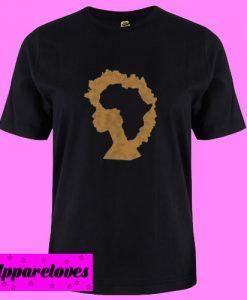 Afro Natural Hair T Shirt