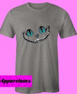 Alice In Wonderland Dark Grey T Shirt