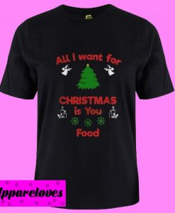 All i want for Kerst T Shirt