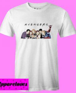 All Super Hero Avenger T Shirt