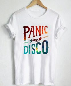 galaxy panic at the disco T Shirt Size S,M,L,XL,2XL,3XL