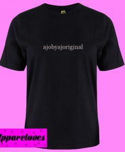 Ajobyajo Original T Shirt