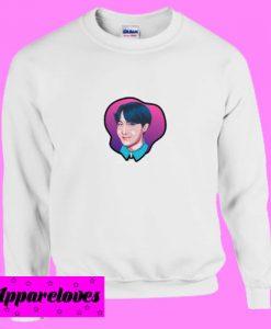 BTS J-Hope Fanart Sweatshirt