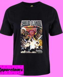 Baller Blockin T Shirt