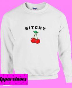 Btchy Cherry Sweatshirt