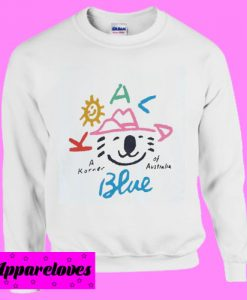 John Koala Blue Sweatshirt Men And Women