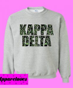 Kappa Delta crewneck Sweatshirt Men And Women
