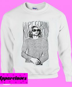 Kurt Cobain Sweatshirt Men And Women