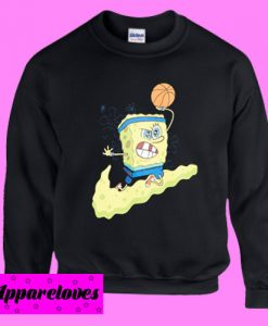 Kyrie x SpongeBob Sweatshirt Men And Women