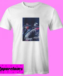 'Poetic Justice T shirt