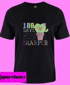 100 Days Sharper T Shirt