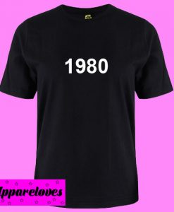 1980 T shirt