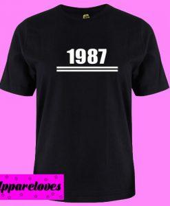 1987 Line T shirt