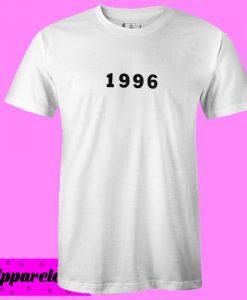 1996 White T shirt