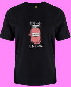 2nd grande Teaching is my jam T Shirt