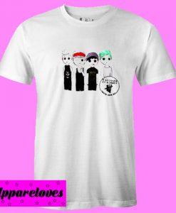 5 Seconds Of Summer T shirt