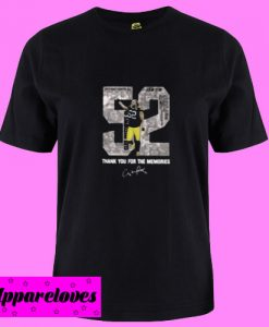 52 Thank you for memories T shirt