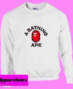 A BAthing Ape Sweatshirt