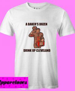 A Baker's Dozen Baker Mayfield T Shirt