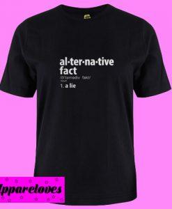 Alternative Facts T Shirt