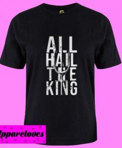 Aquaman All Hail The King T Shirt