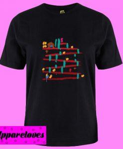 Arcade Expressionism T Shirt