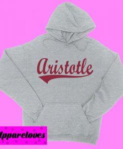 Aristotle Hoodie pullover