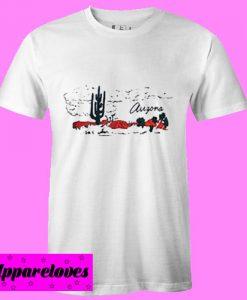 Arizona Art T Shirt
