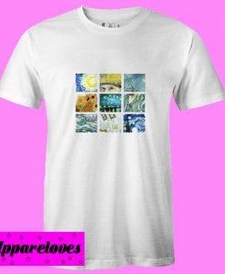 Art Grid T Shirt