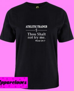 Athletic Trainer T Shirt