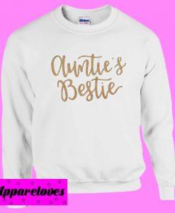 Aunties Bestie Sweatshirt