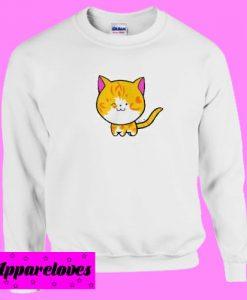 Babs, the kitteN Sweatshirt