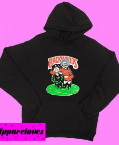Backwoods Rick and Morty Hoodie pullover
