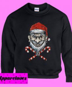 Badass Santa Sweatshirt