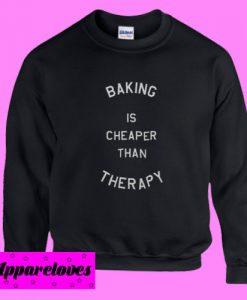 Baking Sweatshirt