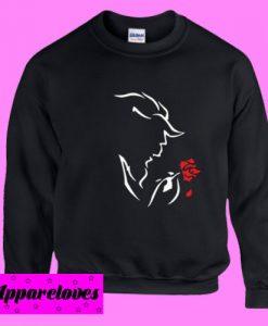 Beauty and Beast Disney Sweatshirts