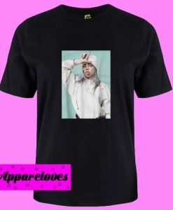 Billie Eilish Photoshot T Shirt