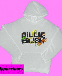 Billie Eilish UO Exclusive Logo Hoodie pullover