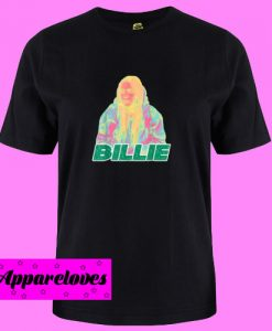 Billie Eilish art T Shirt