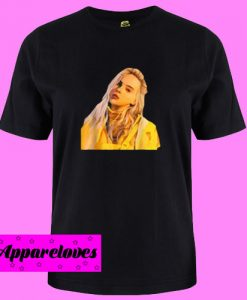 Billie Lover Eilish Music T Shirt