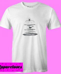 Bird Cage T Shirt