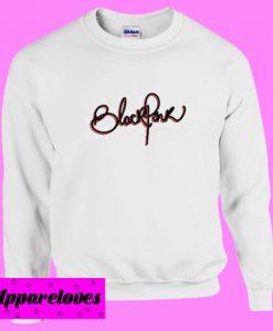 Black Pink Sweatshirt