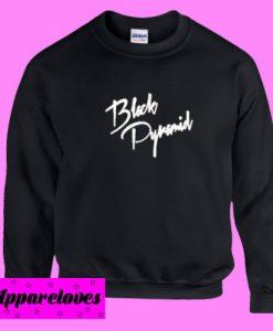 Black Pyramid Sweatshirt