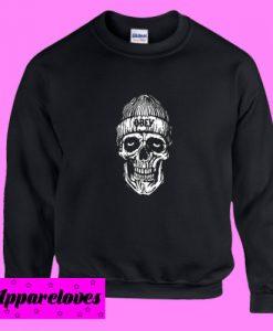 Black Skull Obey Sweatshirt