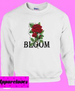 Bloom Rose Sweatshirt