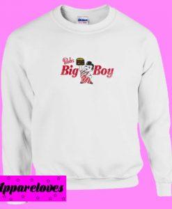 Bob's Big Boy Burger Sweatshirt