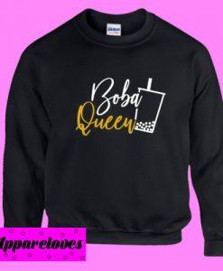 Boba Queen Sweatshirt